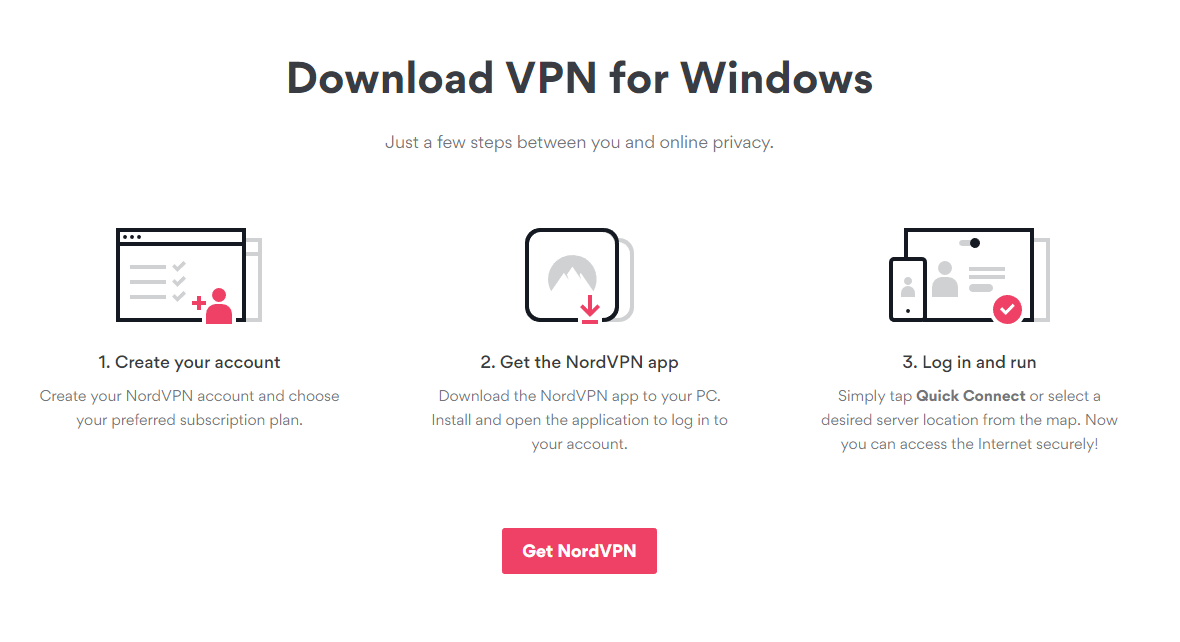 server location from the map install nordvpn for kodi on windows